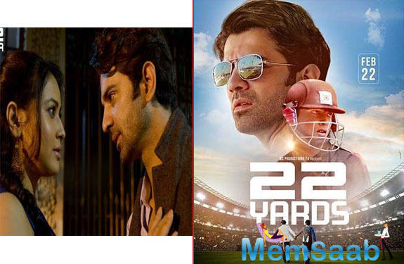 Barun Sobti's 22 Yards is winning over international markets