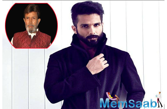 """In the latest episode of """"Battle of the Sexes"""", the iconic show of 104.8 Ishq, India's first romantic radio station, Shahid Kapoor told RJ Sarthak about his fondness of """"India's First Superstar""""."""