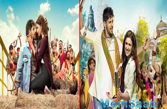 Bihari reunion for Sidharth Malhotra and Parineeti Chopra