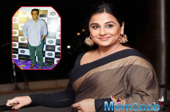 Vidya Balan to narrate for Anurag Basu's next?