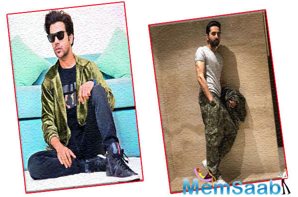 Ayushmann Khurrana to team up with Rajkummar Rao for Aanand L Rai's next