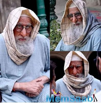 Bollywood megastar Amitabh Bachchan never fails to miss her fans. He will be seen next in Shoojit Sircar's next 'Gulabo Sitabo'.