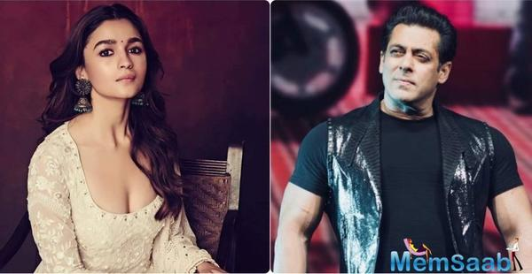 Security tightened for Salman Khan and Alia Bhatt's 'Inshallah'