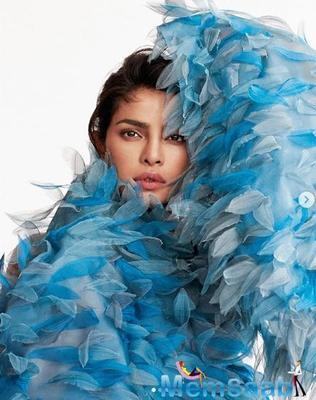 Priyanka Chopra looks vibrant on magazine cover