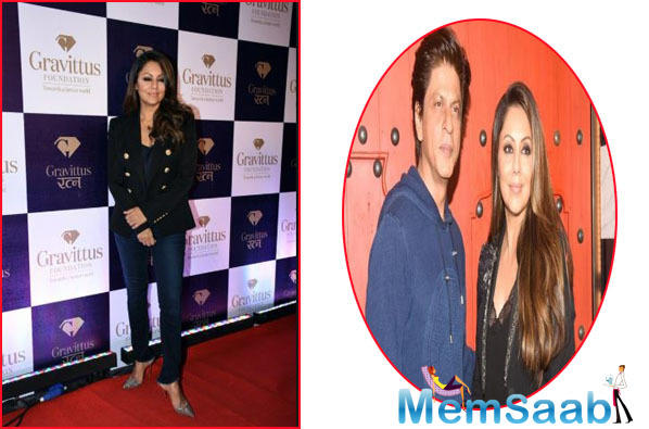 Gauri Khan: There are only positives being Shah Rukh Khan's wife
