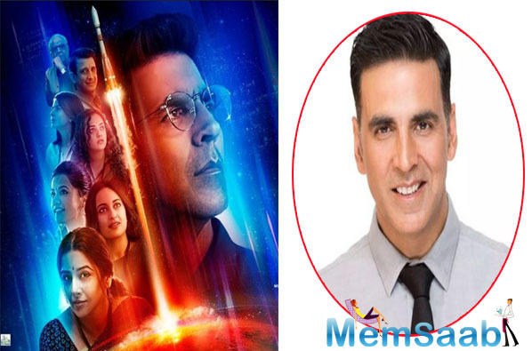 Mission Mangal poster out : Akshay Kumar, Vidya Balan and Sonakshi Sinha relive a story of the underdogs