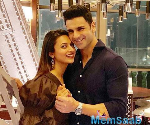 Divyanka Tripathi's husband Vivek Dahiya hospitalised, opts out of Nach Baliye 9