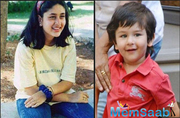 THIS throwback photo of Kareena Kapoor will prompt you to say Taimur Ali Khan is Bebo's spitting image