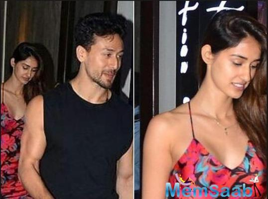 Tiger Shroff reveals who pays the bill on his dinner dates with Disha Patani