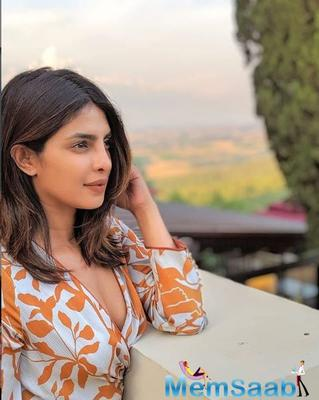Priyanka Chopra's Bollywood plans