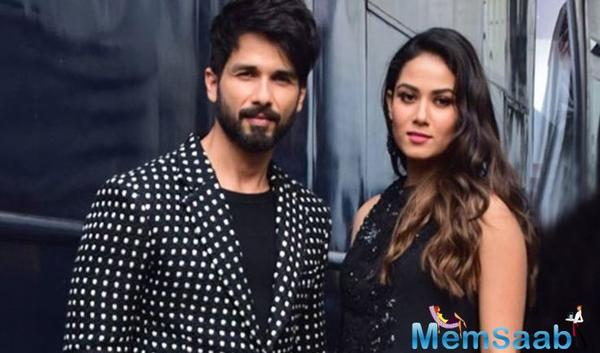 Shahid Kapoor and Mira Rajput exchanged vows on July 6, 2015. The actor didn't shy away from agreeing about his arranged marriage with Mira. Together they share a daughter Misha and son Zain.