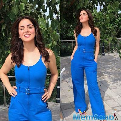 Shraddha Arya is set to participate in Nach Baliye and is there for working more on her fitness