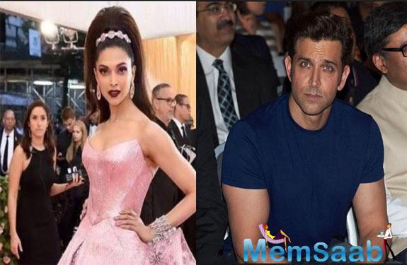 Hrithik Roshan to romance Deepika Padukone in Farah Khan's Satte Pe Satta remake