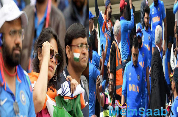 Ind vs NZ semi-final match: Bollywood celebs react to team India's loss in ICC CWC'19