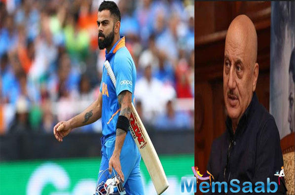 While people are still reeling over India's loss in the tournament, Bollywood celebrities took to Twitter to express their disappointment after India missed their chance to lift the World Cup trophy.