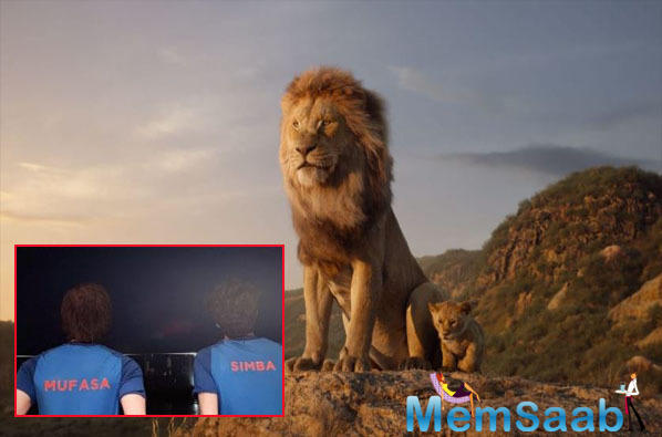 Shah Rukh Khan opens up why The Lion King has always been a special film for his family and him