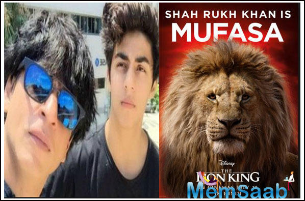 In a recent chat, Shah Rukh revealed that The Lion King has always been extremely special for his family and him.
