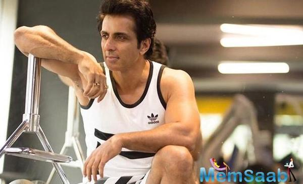 Sonu Sood to play Arjun in Kannada film 'Kurukshetra'