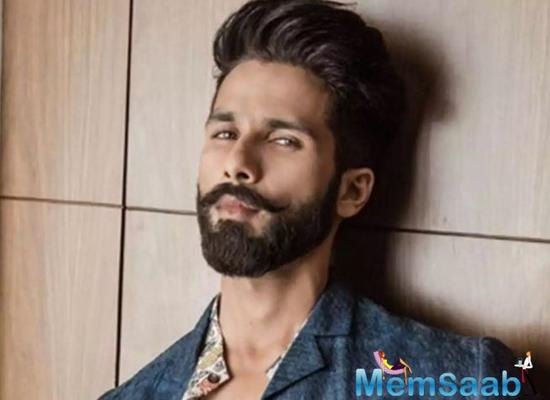 While most would expect Shahid Kapoor to go on a signing spree since he is getting the best of offers after the success of Kabir Singh, a source reveals that Shahid isn't rushing into things and is taking his time to choose strong content.