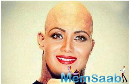 Cena on Friday uploaded a photograph where Shilpa's face had been morphed onto the body of WWE superstar Stone Cold.