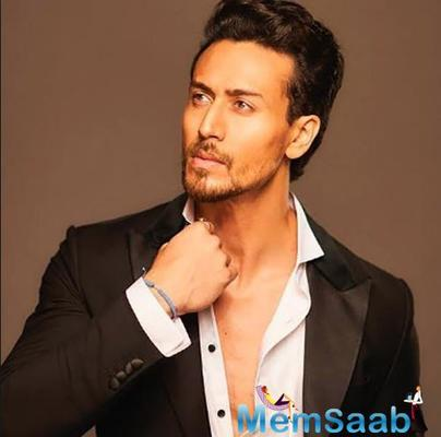 I play safe and keep quiet most of the times: Tiger Shroff