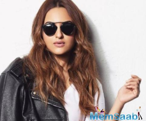 Sonakshi Sinha skipping in the perfect form is all the fitness motivation you need