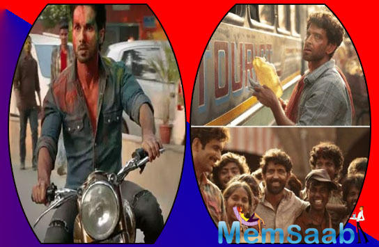 Super 30 First Weekend Box-Office Collections: Hrithik starrer crosses the 50 Crore mark; Despite Shahid's Kabir Singh going strong