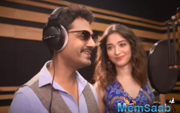 Nawazuddin Siddiqui turns 'Desi' rapper for Bole Chudiyan song