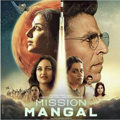 Mission Mangal: Akshay Kumar shares new poster of Vidya Balan, Taapsee Pannu & others & trailer release date