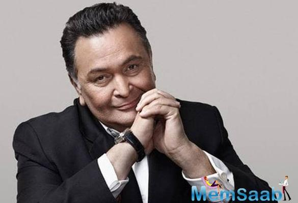 Rishi Kapoor's hattrick from hospital