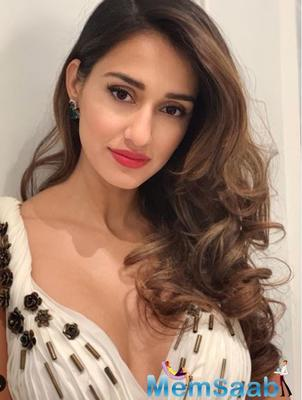Did you know this is Disha Patani's most favourite genre of movies?