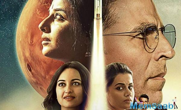 Mission Mangal, India's first space mission film, trailer releases today