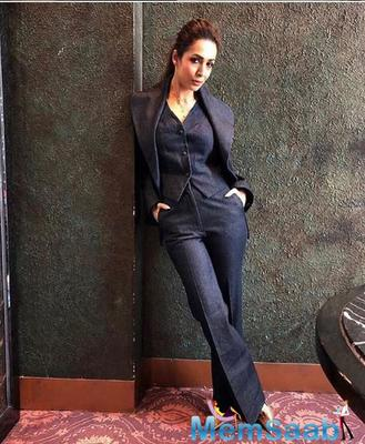 Malaika told Tomes of India that she is not involved with Dabangg 3.