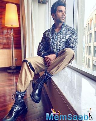 Rajkummar Rao's stylist decodes his two distinct looks in Judgementall Hai Kya