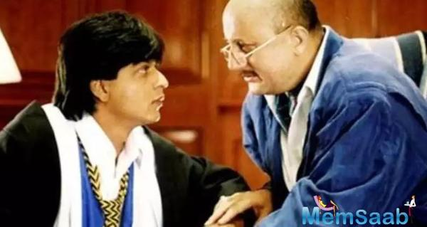 Cut to 2019, SRK who was last seen in Anand L Rai's Zero (2018) has revealed that he is taking a sabbatical to spend quality time with his family and kids.