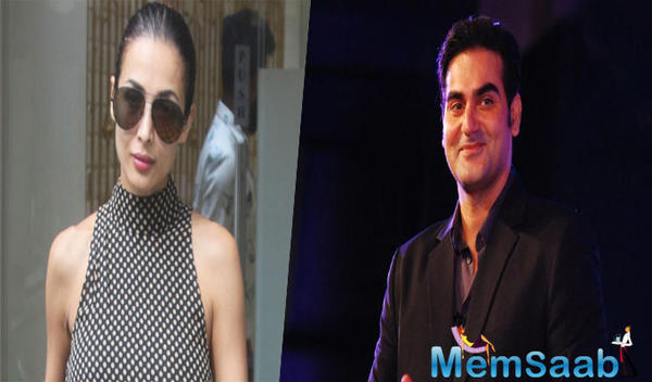 Arbaaz Khan:Malaika and I respect each other