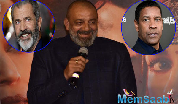 Sanjay Dutt has ventured into production and the first film he produced is a Marathi film titled Baba.
