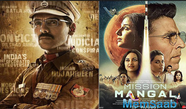 Makers of Mission Mangal dropped the trailer of the movie today afternoon and it has already created quite a store on the internet.
