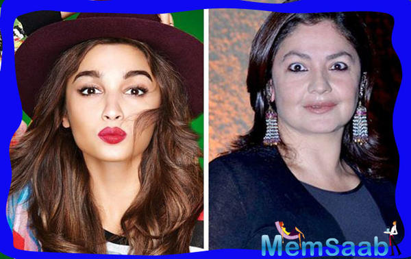 Pooja Bhatt on Sadak 2: Yet to shoot my first scene with Alia