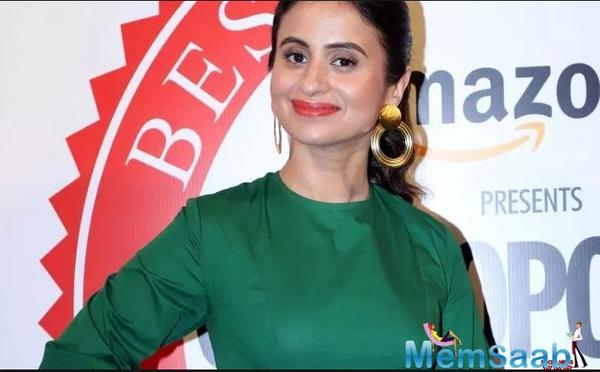 Rasika Dugal: Lootcase a welcome break from intense roles