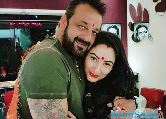 Last year, when Sanjay Dutt turned 59, Maanayata Dutt showered praise on him for being a