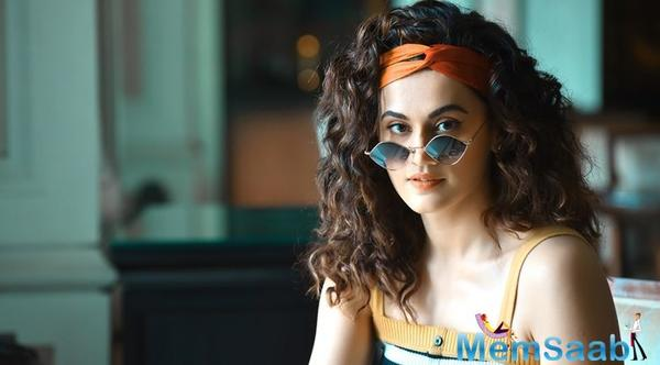 Taapsee Pannu: I want to be an Indian superhero in the Avengers