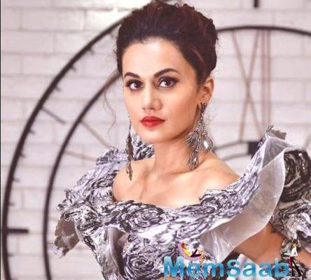 Taapsee Pannu on Sunday said she wants to play an Indian superhero in the pantheon of Marvel Cinematic Universe's Avengers films.