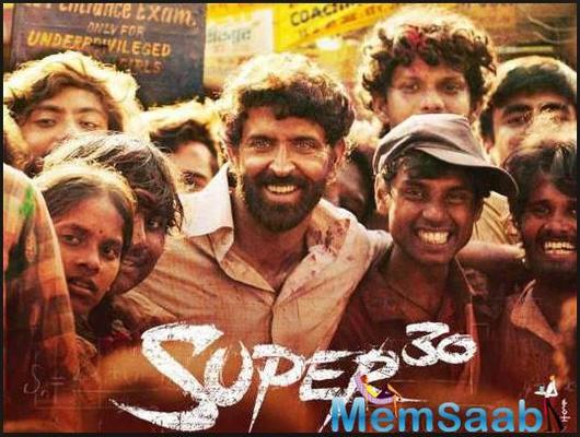 Hrithik Roshan relates 'Super 30' success to his hit film 'Kaho Na Pyaar Hai'