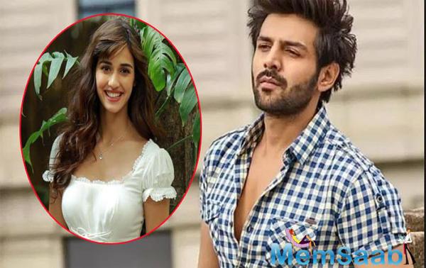 Kartik Aaryan refuses a film with Disha Patani as he keen to do Bhool Bhulaiyaa 2
