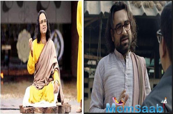 Sacred Games 2: Pankaj Tripathi's character inspired by controversial godman Rajneesh Osho?