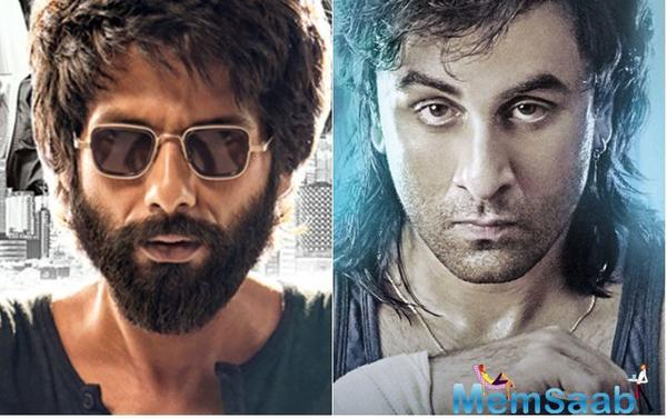 However, in a recent chat with a leading portal, Shahid expressed his happiness on the success of the film and also spoke about the criticism by citing the example of a scene from Ranbir Kapoor's Sanju.