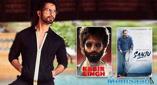 Kabir Singh: Shahid Kapoor laments that no one picked on Sanju when the guy reveals he slept with 300 girls