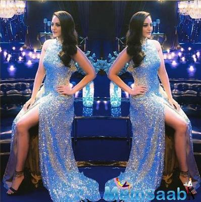 Check out Sonakshi Sinha talking about her missing from Nach Baliye 9
