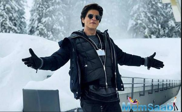 Shah Rukh, who had taken a small break post Zero, has been busy hearing scripts.